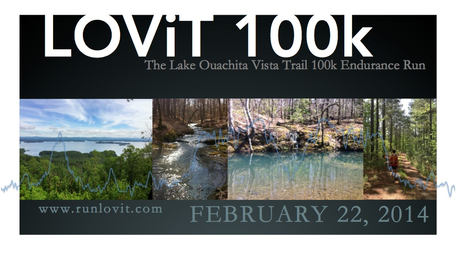 The Lake Ouachita Vista Trail 100K Endurance Run