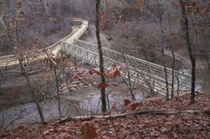 Bridge Over Gap Creek - Watchable Wildlife - LOViT