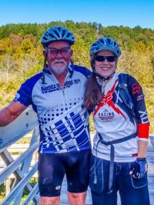Robert Cavanaugh and Zoie Clift